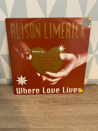 Alison limerick-where love lives