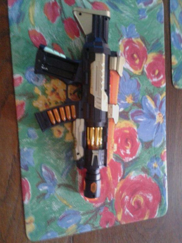 pistoler de plástico Sans la batrie