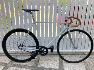 Bicicleta fixed piñón fijo