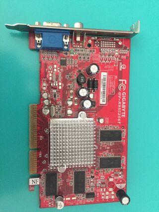 Tarjeta hrafica gigabyte