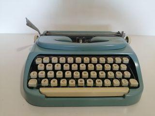 maquina de escribir singer