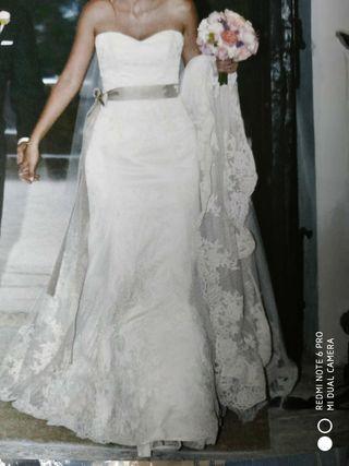 vestido de novia exclusivo coral gables miami