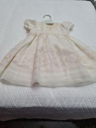 vestido de fiesta muy bonito