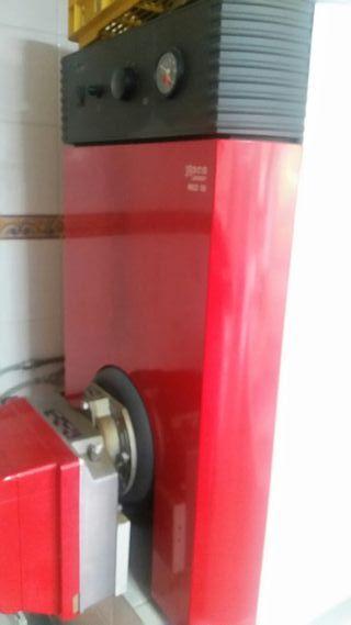 caldera gasoil para calefacción de 29 kw