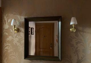 Espejo y apliques de pared