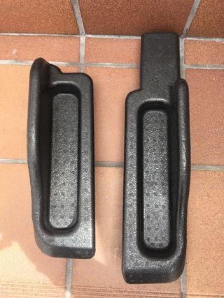 Apartados supletorios laterales Fiat Ducato