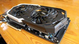 Gráfica MSI GeForce RTX2070 ARMOR OC