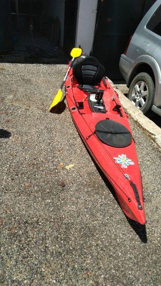 Kayak IKAIPA ANGLER con sonda