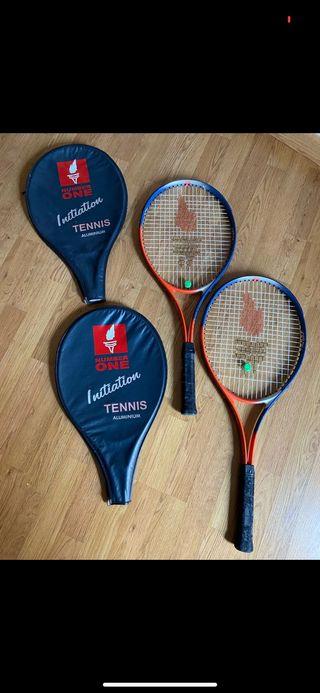 Raquetas de tenis adulto