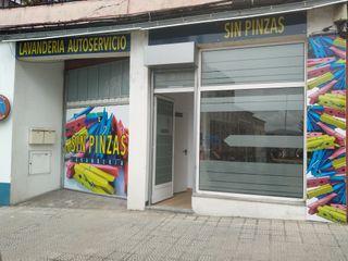 ¡Oportunidad! Traspaso local/lavanderia Santander