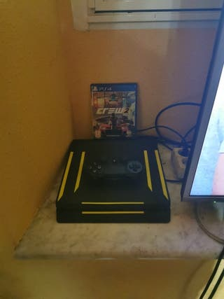 Ps4 slim 500GB con mando.