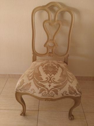 6 sillas de comedor de Guadarte