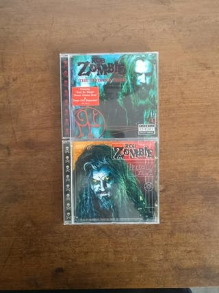 CD'S de Rob Zombie