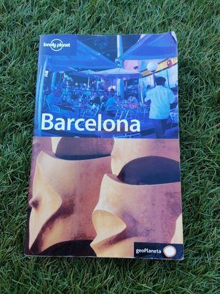 guía viaje Barcelona
