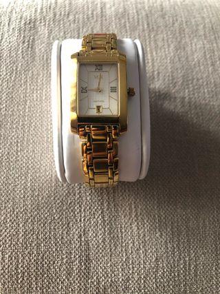 Reloj de oro mujer