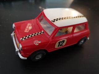 Mini Cooper Scalextric ORIGINAL Exin