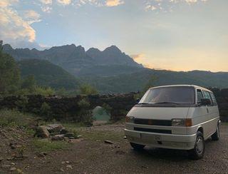 Volkswagen Caravelle 1995 2.4d syncro