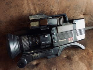 cámara de vídeo panasonic f10