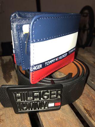 Cinturón + cartera