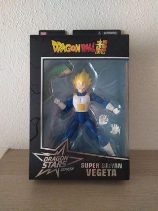 Dragón Ball Super Saiyan Vegeta