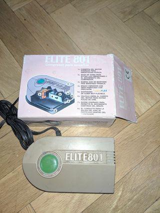 Compresor aire acuario elite 801