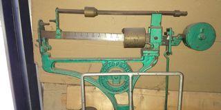 Báscula industrial marca F. Rafels