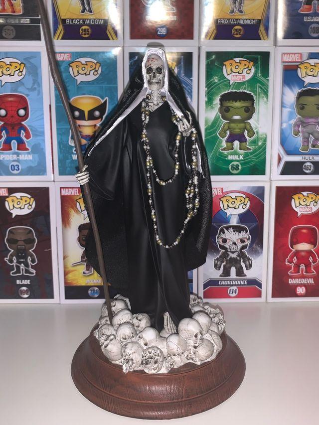 Figura de colección La santa muerte