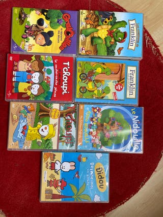 French DVDs bundle