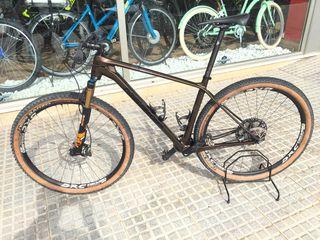 Bicicleta Carbono Mérida Big Nine XT Talla L