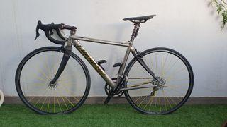 Bicicleta de Carretera 7kg!! Exclusiva de Titanio