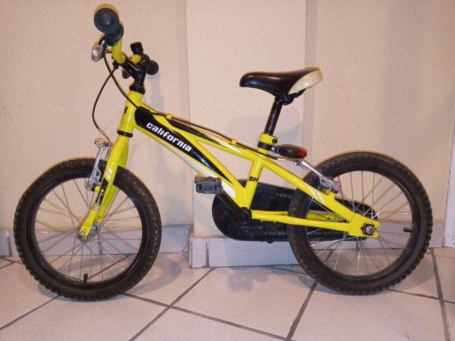 bicicleta BH California 16 pulgadas