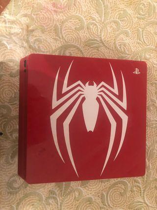 Ps4 edición limitada Spiderman