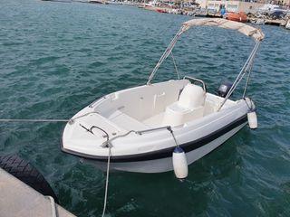 embarcación compass 400m GT