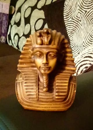 Ahmed Zemhoom Egyptian Sculpture Head