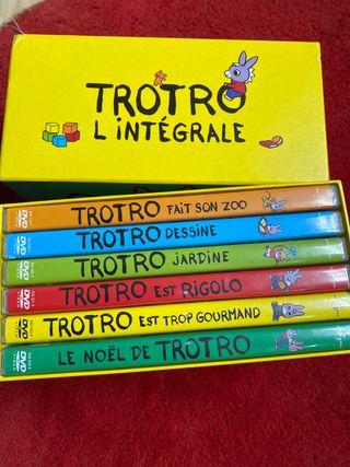 TROTRO l'intégrale DVD box set