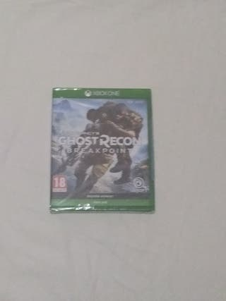 Ghost recon breackpoint Xbox one