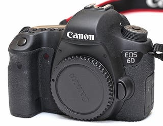 Canon 6d y canon 50mm 1.8