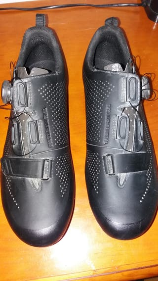 Zapatillas ciclismo Fizik Terra X5 negro