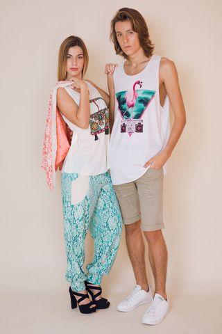 ¡REBAJAS!! Camisetas Furgo Hippy y Flamenco NUEVAS