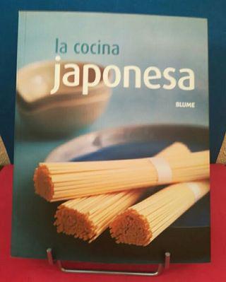Libro La cocina japonesa