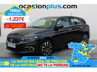Fiat Tipo 1.4 gasolina/GLP Lounge 88 kW (120 CV)