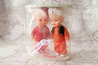 Muñecos antiguos años 50 y 60 - Coleccionistas