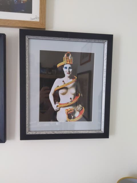 Bespoke Picture Frames and mirrors