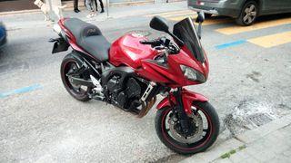 vendo Yamaha FZ6 2008