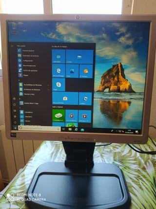 Ordenador HP con Windows XP Professional
