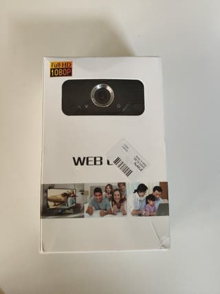 Web cam 1080 NUEVA (Alta resolución) NO REGATEOS