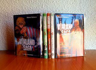 Vinland Saga (Manga 1-5 tomos)