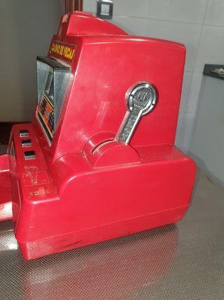 Maquina tragaperras Bar. Años 80