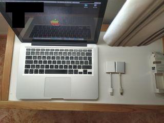 Ordenador portátil mac book pro 13 pulgadas