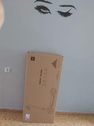 Caja de patin electrico Xiaomi
